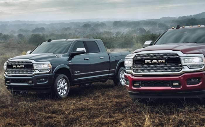2021 Dodge Ram 2500 and 3500 Diesel
